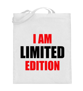 ☛ I AM LIMITED EDITION #1RS