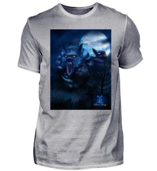 Werwolf Silent Army mit Logo