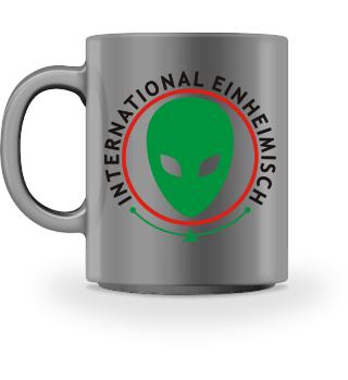Alien Head - International Einheimisch I