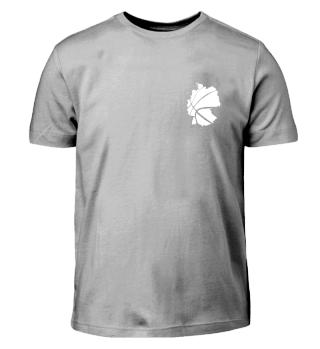 PG   Kid's Shirt   Baller by Heart WHITE
