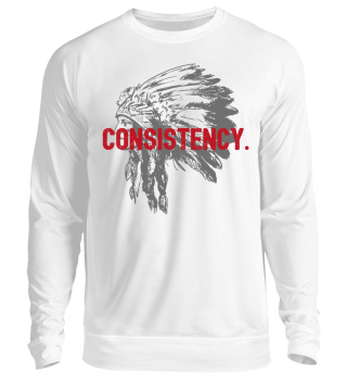 Consistency LYLF Sweater Front