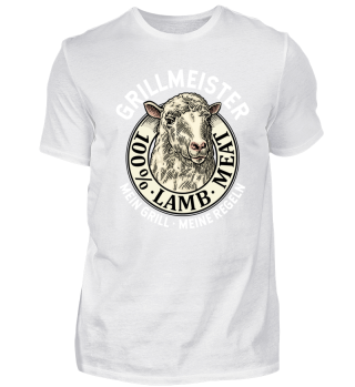 ☛ GRILLMEISTER · LAMB #1.2
