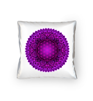 ♥ FLOWER OF LIFE - Folklore Mandala II