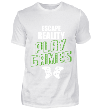 ESCAPE REALITY PLAY GAMES