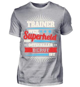 Trainer Personaltrainer Geschenk Beruf