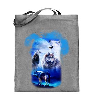 Wolf Tasche