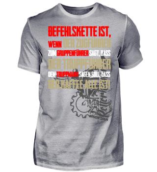 Feuerwehr   Befehlskette Gruppenführer