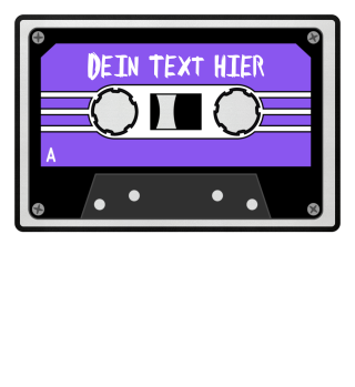 MIXTAPE lila - DEIN TEXT 1