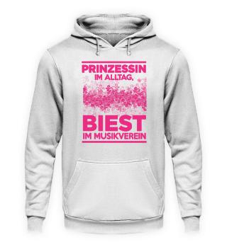 Blasmusik Musikantin · Prinzessin