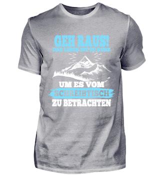 Berge - Geh raus!