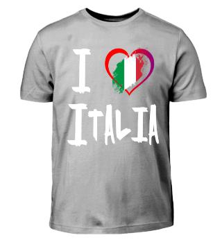 Italia, I love Italia