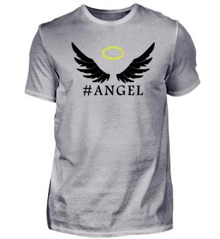 #ANGEL Flügel Heiligenschein