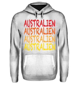 Australien-Hoodie