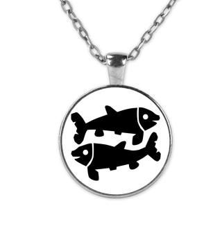 Sternzeichen Fische Horoskop Kette