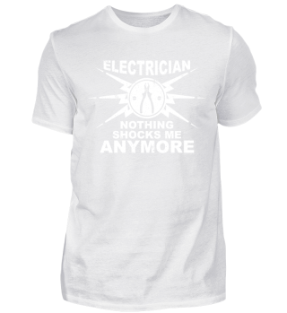 ELECTRICIAN - NOTHING SHOCKS ME