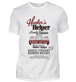Hunter's Helper - for Gents