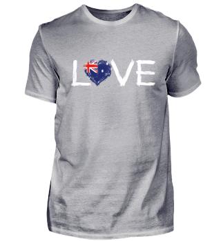 Liebe Heimat Wurzeln herkunft Stolz Land Australien