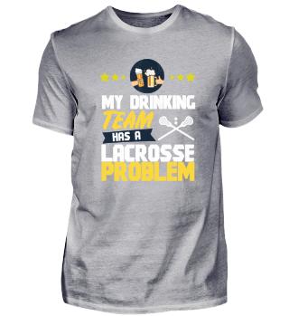lacrosse shirt for lacrosseteam gift