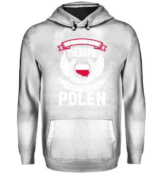 Therapie Shirt - Polen
