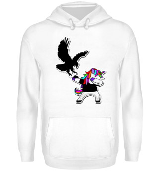 Dabbing Rainbow Unicorn - Eagle Mouse 2