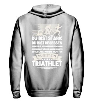 Triathlon - Du bist ein Triathlet