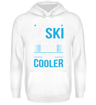 Ski Papa/Vater ist cool - Hoodie
