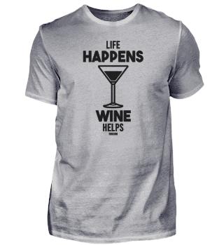 Weinkultur Spruch Sekt Champagner