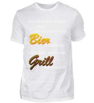 Bier und Grill