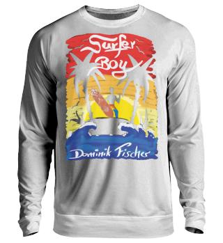 Dominik Fischer Surfer Sweatshirt