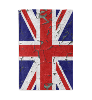 United Kingdom Union Jack Flag Grunge 1a