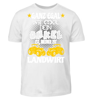 Kinder Shirts - Onkel Landwirt