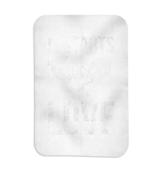 It starts with the love of tennis
