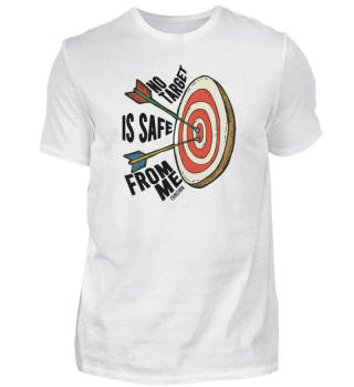 Target arrow and bow sports shooter
