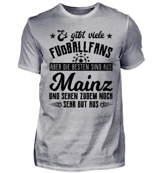 Fußball T-Shirt - Mainz