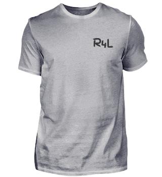 Premium Shirt White - R4L