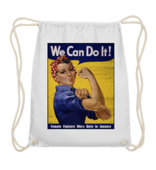WE CAN DO IT - Emanzipation born 01