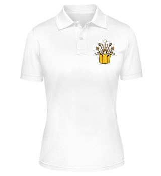LCP CROWN POLO (FEMALE)