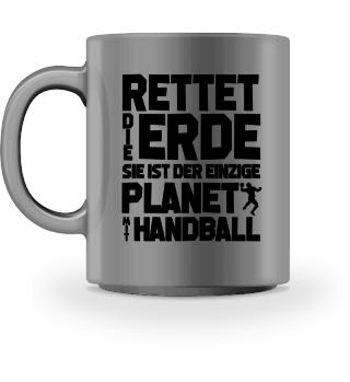 Handball: Rettet die Erde! - Geschenk