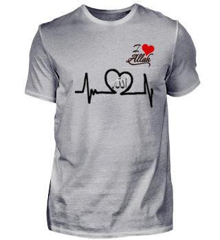 IloveAllah Shirt