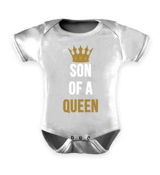 Queen Prinz Mama Baby Geschenk