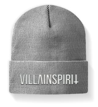 VILLAINSPIRIT Mütze bestickt – Geschenk