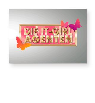 It-Schmetterlinge Poster
