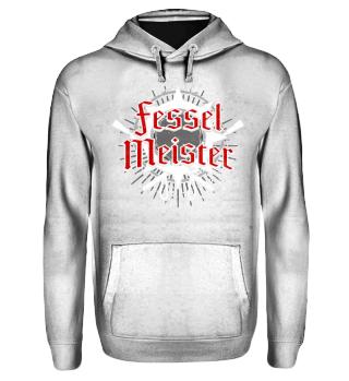 Fesselmeister - Hoodie Geschenk