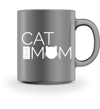 Katzen-Tasse: best catmom