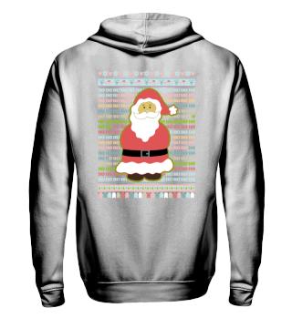 ★ Christmas HO HO HO - Santa Claus