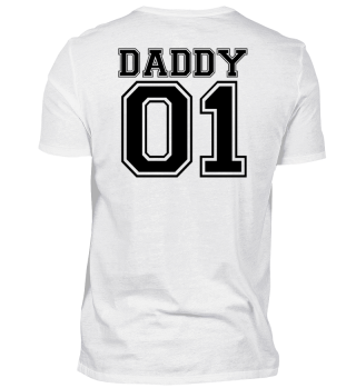 Daddy 01 | Bester Papa Vater Geburt