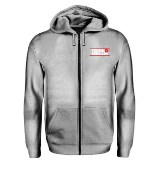 Techno Geballer Zipperjacket