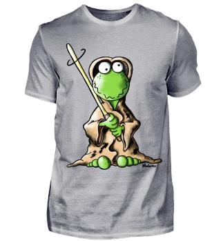 Mächtiger Frosch