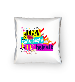 JGA_Girls Night! ich heirate