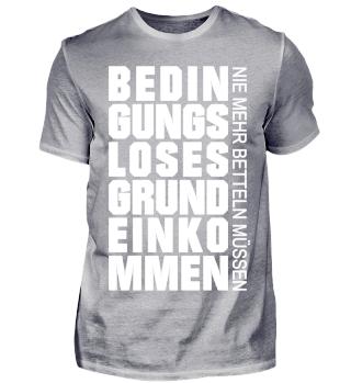 GRUNDEINKOMMEN - BETTELN 2
